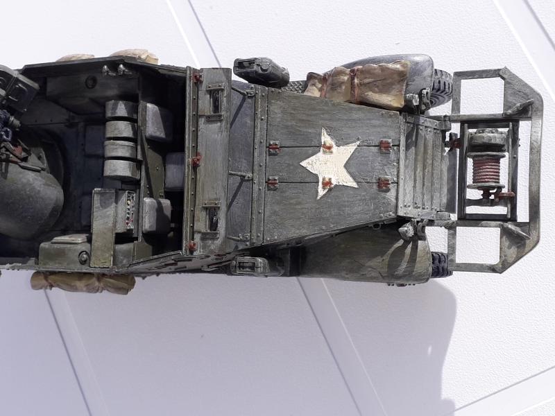 U.S. Multiple Gun Motor Carriage M16 1/35 Tamiya  FINI !!!!!!!! - Page 2 Mini_215