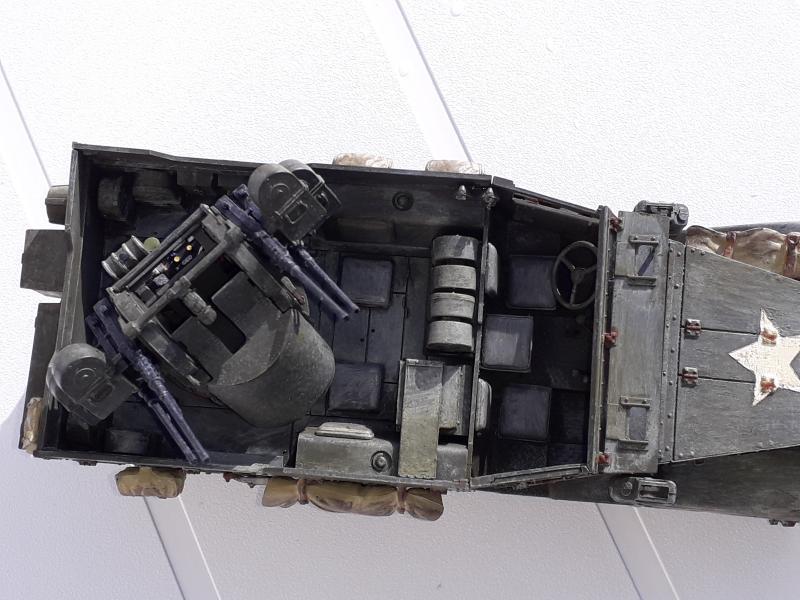 U.S. Multiple Gun Motor Carriage M16 1/35 Tamiya  FINI !!!!!!!! - Page 2 Mini_216