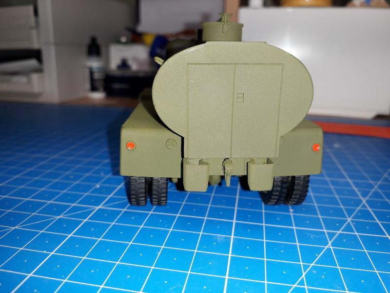 GMC Water Tank Truck 1/35 Italeri FINI!!!!!!!!! - Page 2 Z10