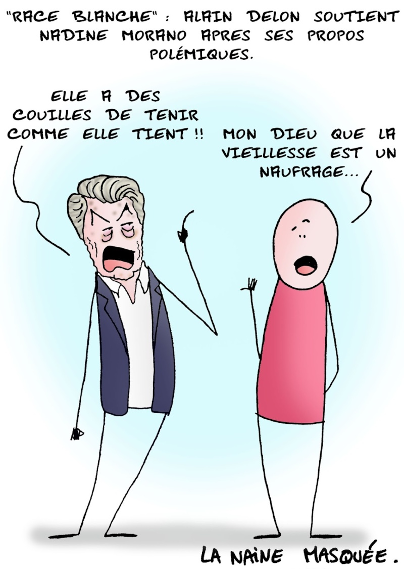 Actu en dessins de presse - Attention: Quelques minutes pour télécharger - Page 4 Delon-10