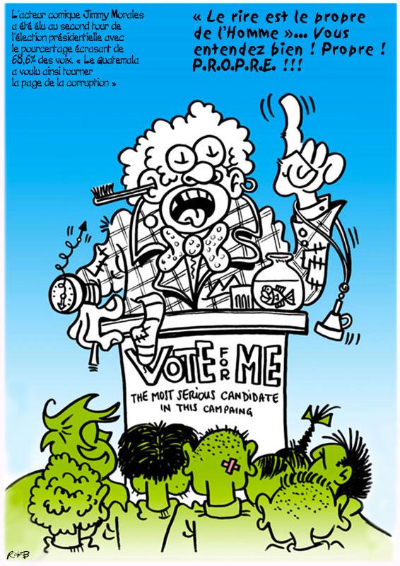 Actu en dessins de presse - Attention: Quelques minutes pour télécharger - Page 4 Guatem10
