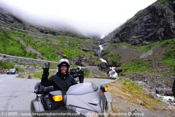 essai F6B 40ans sur 6000km Norvège - Cercle polaire Honda-10