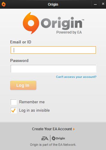 """Unable to start: initialization error at startup"". [135dec40:984c6a38:00000077] Origin10"