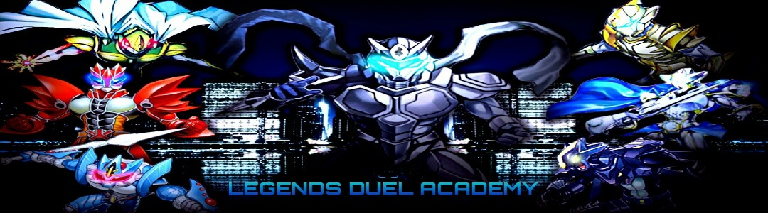 Legends Duel Academy