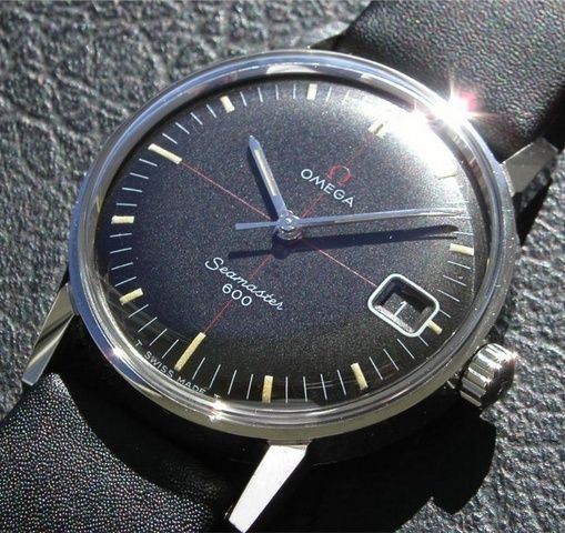 "OMEGA seamaster 600 ""Red Cross"": mythe ou réalité Tumblr11"