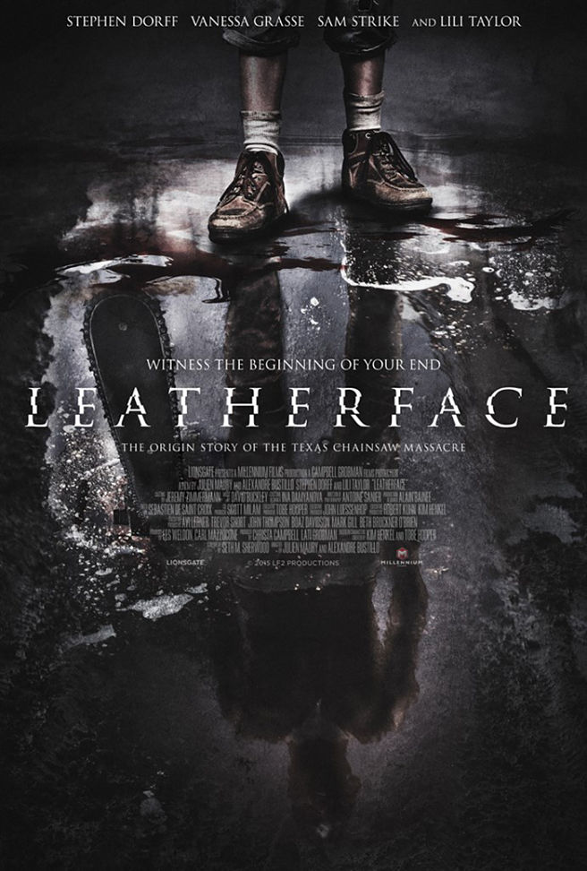 Leatherface (2016, Alexandre Bustillo) - Page 2 Leathe10