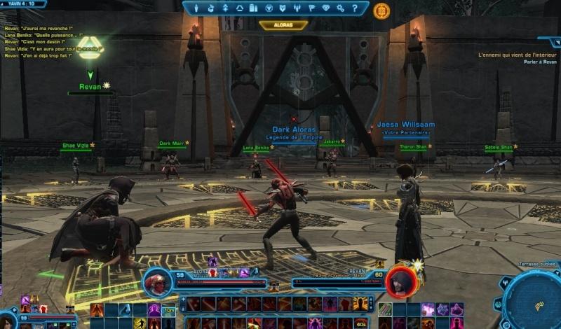 Création et histoire de la guilde côté Empire. Aloras10