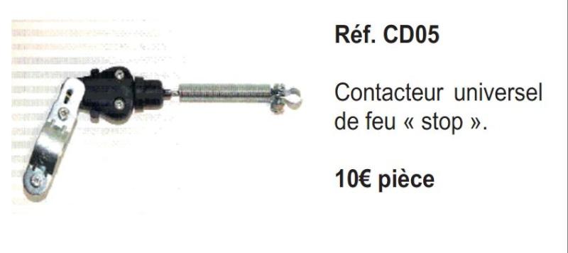 Feu stop LT2 Contac11