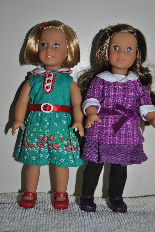 Les nouvelles mini American Girls Grace, Kaya et .... toutes les autres ! Dsc_0325