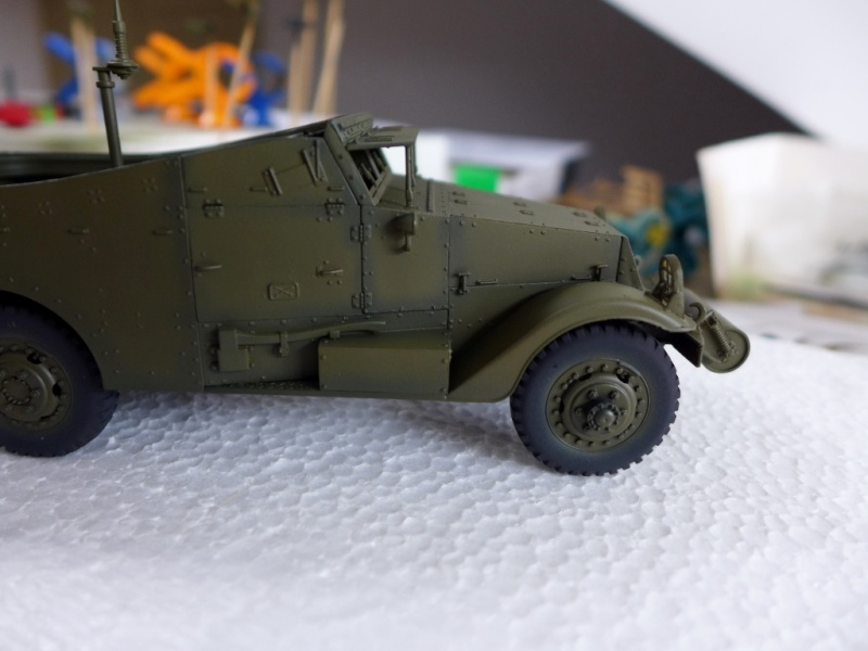 "M3A1 ""White Scout Car"" von HobbyBoss P1040244"