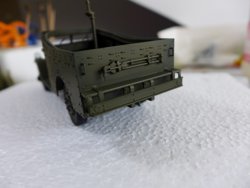 "M3A1 ""White Scout Car"" von HobbyBoss P1040246"