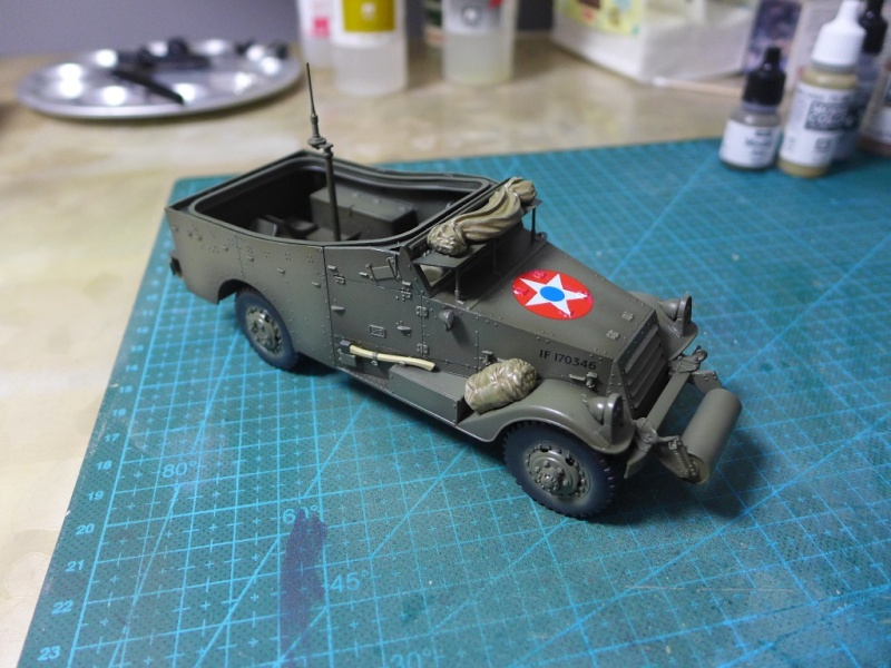 "M3A1 ""White Scout Car"" von HobbyBoss P1040811"
