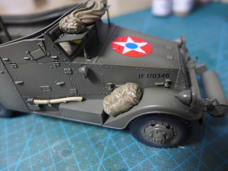 "M3A1 ""White Scout Car"" von HobbyBoss P1040813"