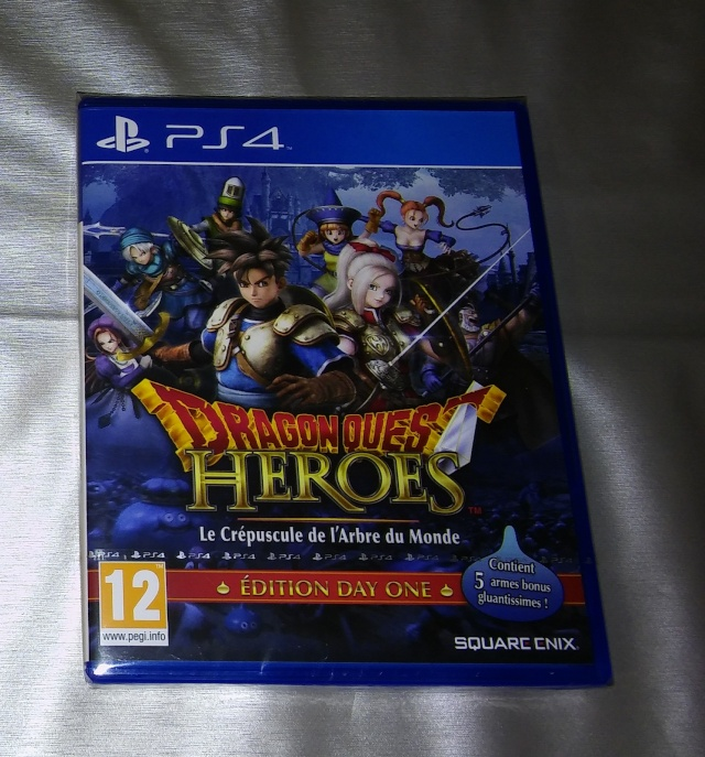 Dragon quest Heroes Dragon10