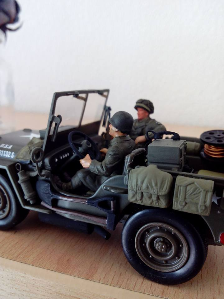 jeep MB .base new ray en zamac .1/32. 11218710