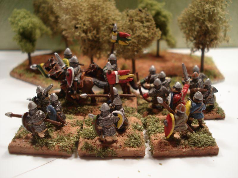 Figurines Moyen Age Norman10