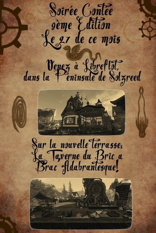Soirée Contée (Neuvième Edition) Soirye10