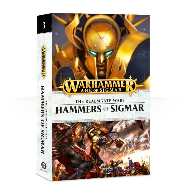 The Realmgate Wars - III - Hammers of Sigmar de Darius Hinks et C L Werner 60040212