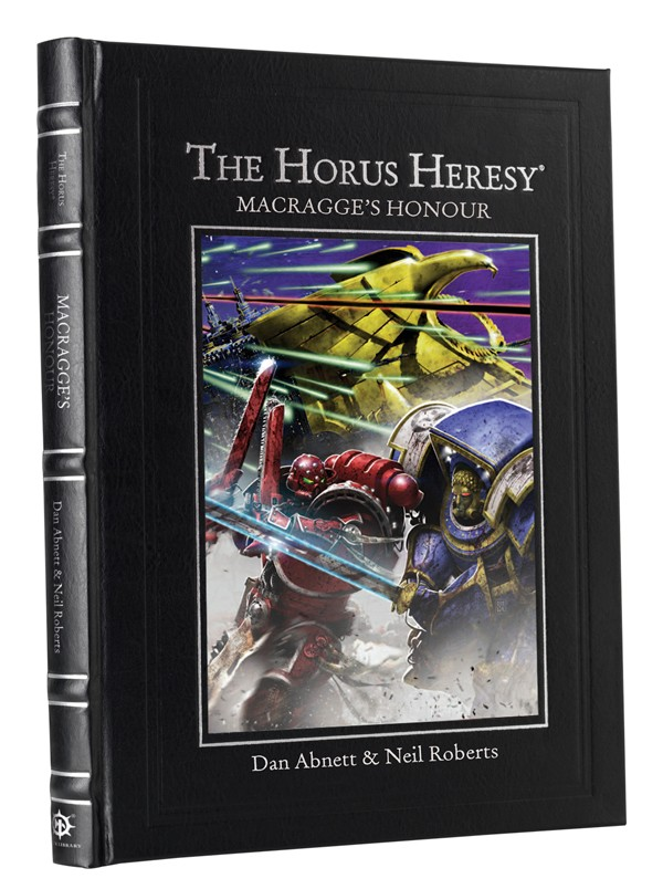 L'Honneur de Macragge de Dan Abnett & Neil Roberts - Roman Graphique Cover110