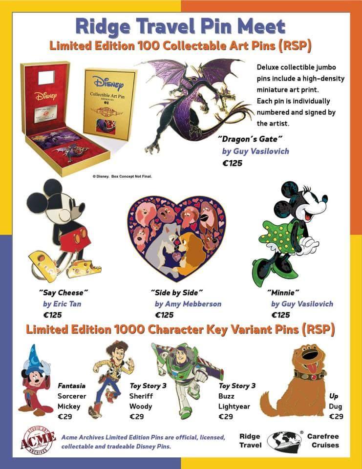Le Pin Trading à Disneyland Paris - Page 38 12115510