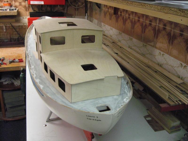 Ein Motorsegler wird umgebaut Img_6611