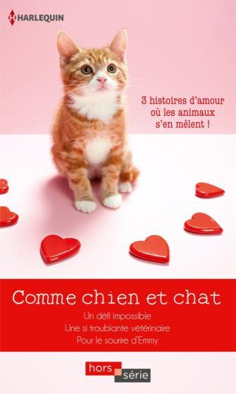 Comme chien et chat  HannahBernard -Sharon Archer - Alison Roberts 97822828
