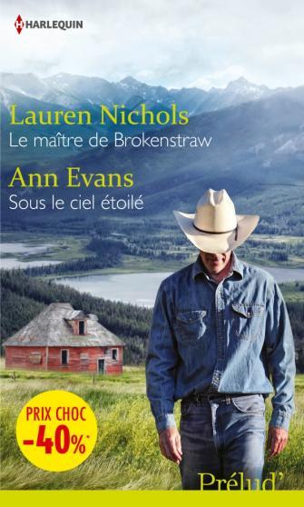 Le maître de Brokenstraw de Lauren Nichols / Sous le ciel étoilé d'Ann Evans Lmaitr10
