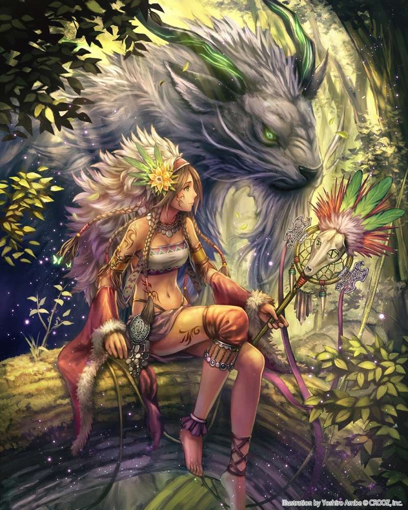 Chaka, the Beastmaster Image20
