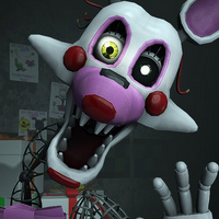 Five nights at Freddy's - Living Tombstone【CHORUS】 Mangle10