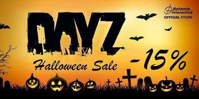 DayZ Standalone est à -15% pour Halloween ! 12193210
