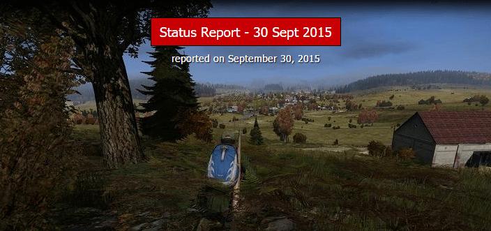 DayZ – Status Report 30.9.2015 Unbena10