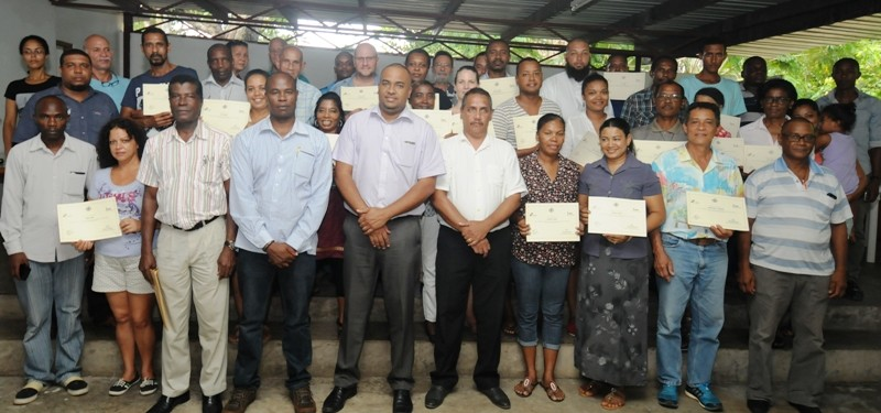 The Seychelles Beekeeper Association