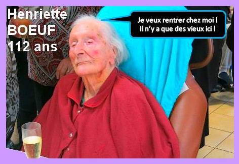 Paroles de centenaires Henrie10