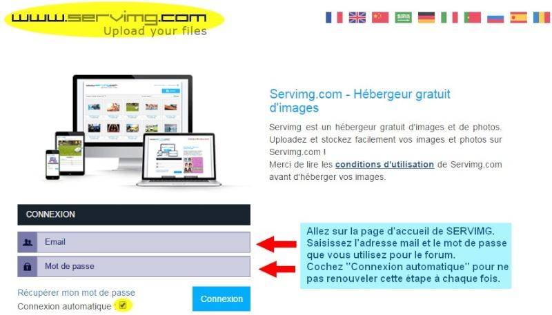 6- Comment insérer une image dans votre message ? Insyre10