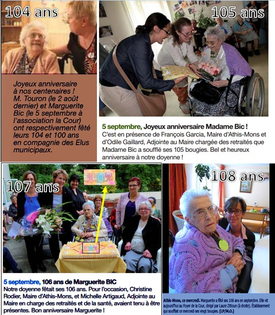 Preuves de vie sur les personnes de 108 ans - Page 17 Margue10