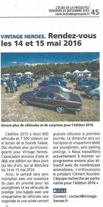 Vintage Heroes 27/04/2014 La Turballe 44 - Page 2 12079910