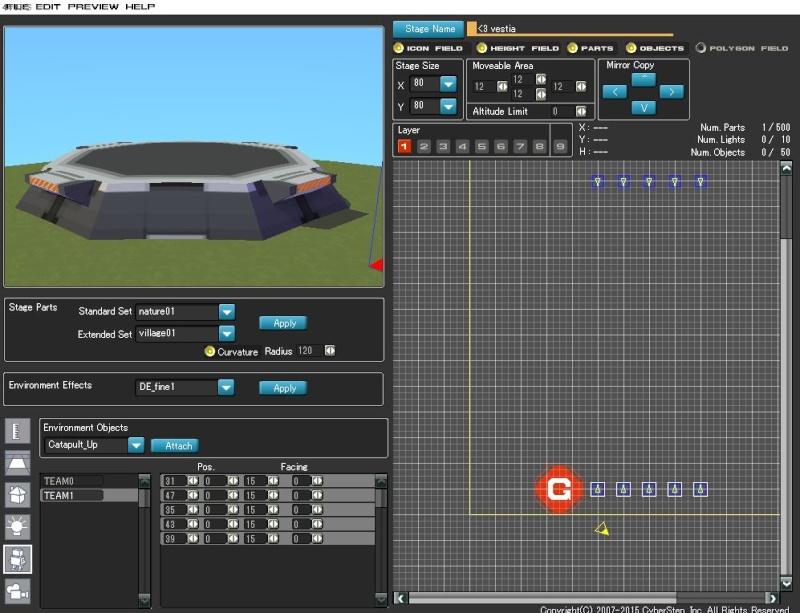 Stage Editor tutorial Spawn_10