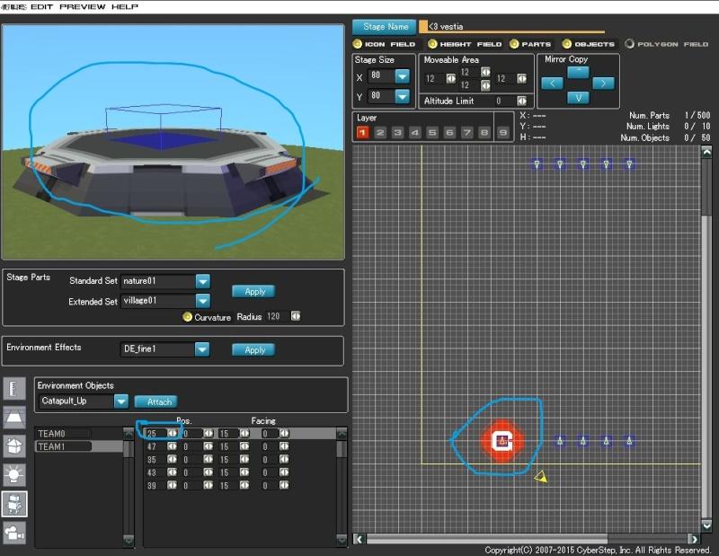 Stage Editor tutorial Spawn_11