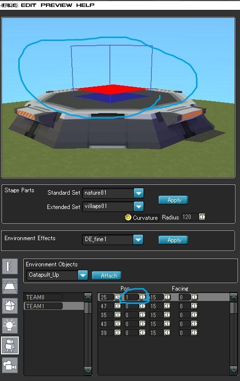 Stage Editor tutorial Spawn_12