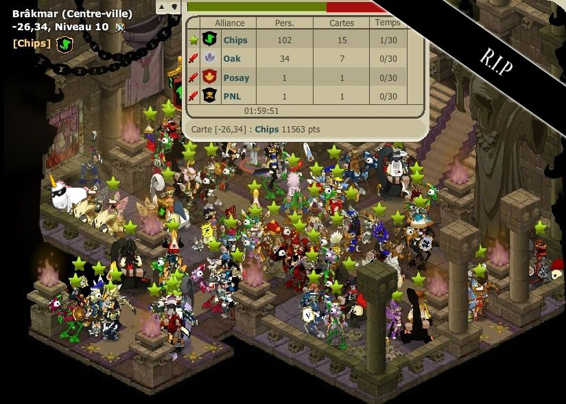 Alliance PRINGLES : Forum