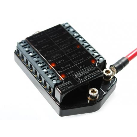 Faisceau électrique Motoga10
