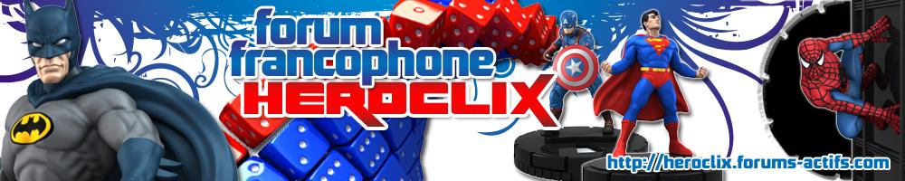 Forum Francophone Heroclix
