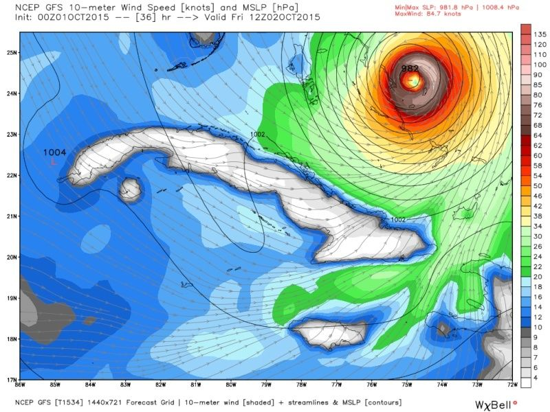 Hybrid / Sub-Tropical Storm Possible Sunday-Monday (UNCERTAINTY) - Page 40 Gfs_ms13