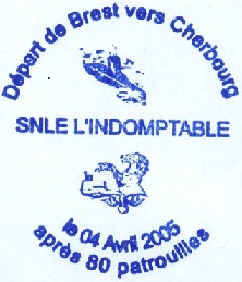 * L'INDOMPTABLE (1976/2005) * 2050410