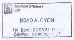 * ALCYON (1988/....) * 2140211