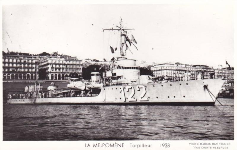 * LA MELPOMENE (1937/1950) * 331_0010