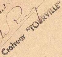 * TOURVILLE (1929/1962) * 450710