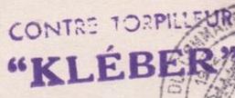 * KLEBER (1946/1957) * 470810