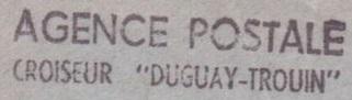 * DUGUAY-TROUIN (1927/1952) * 480310