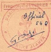 * LE VERRIER (1947/1952) * 510210